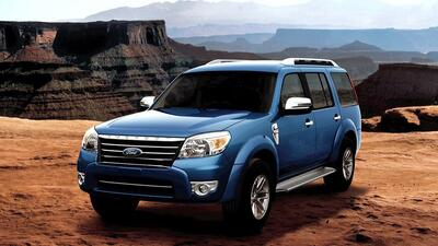 Ford Everest XLT 4×2 MT