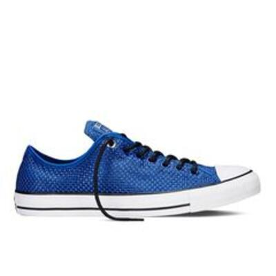 Giày converse One Star Leather + Tapestry